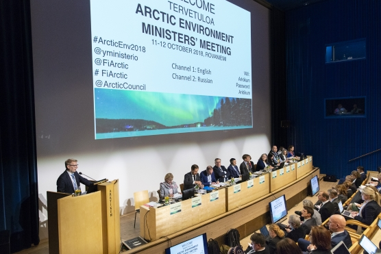 arctic environment ministers
