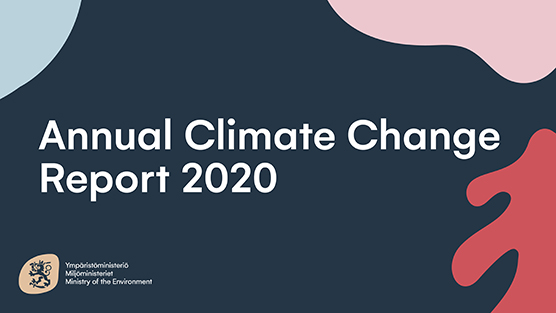 Annual Climate Change Report 2020